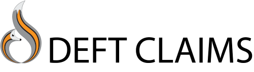 Seft Claims Logo with Black Text